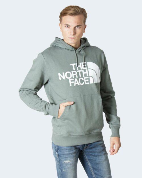 Felpa con cappuccio The North Face STANDARD HOODIE Verde – 79973