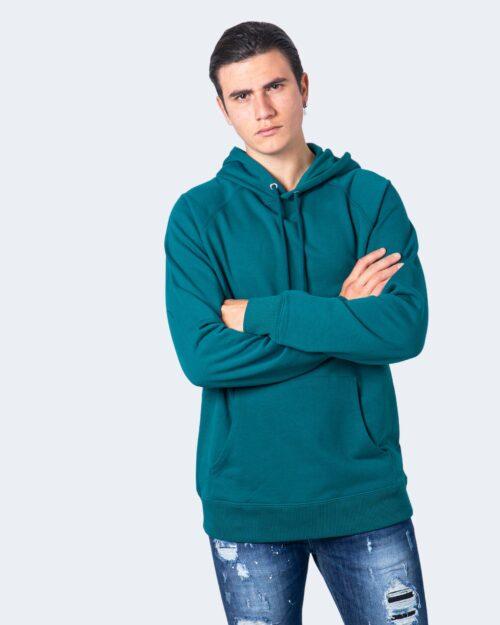 Felpa senza cappuccio Diesel GIM HOOD Verde – 58517