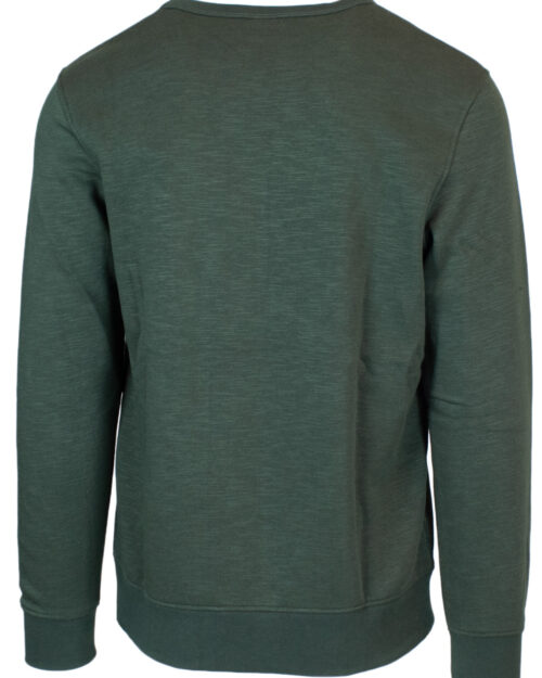 Felpa senza cappuccio Jack Jones STANN SWEAT CREW NECK Verde – 22754