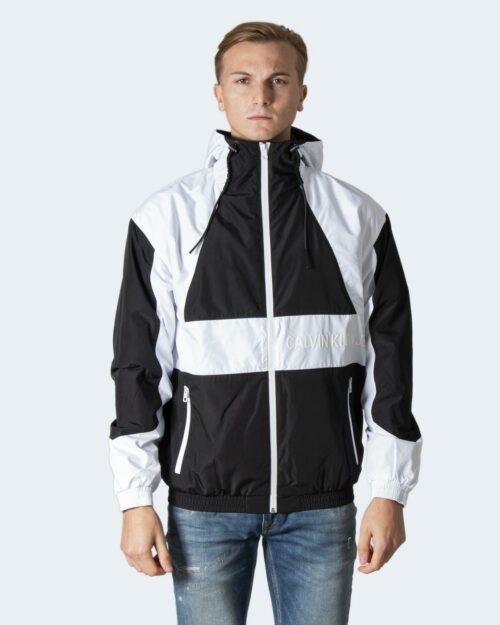 Giacchetto Calvin Klein CK STRIPE BOX Bianco – 72106