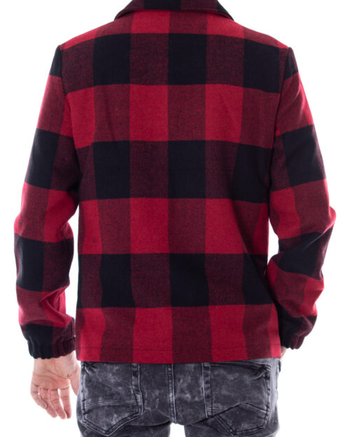 Giacchetto Only & Sons SHAWN WOOL JACKET Rosso – 22134