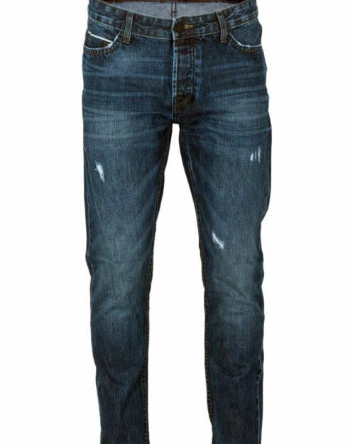 Jeans Only & Sons LOOM WASH SELVEDGE DE 1661 Denim scuro – 21077