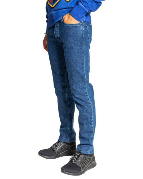Jeans Siviglia 5 TASCHE Blue Denim – 76637