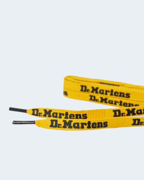 Lacci Dr. Martens 140 CM YELLOW+BLACK TETORON-LACES Giallo – 80038