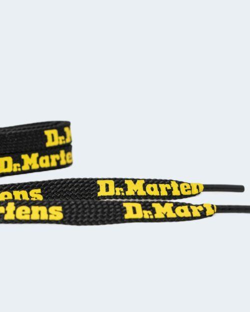 Lacci Dr. Martens 140 CM BLACK+YELLOW TETORON-LACES Nero – 80039