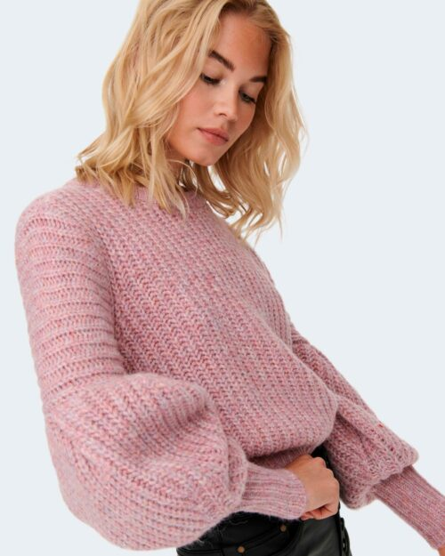 Maglione Only ONLSCALA L/S Rosa – 71805