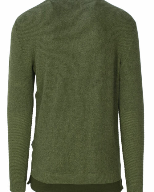 Maglione Only & Sons LEWIS 12 STRUCTURE MIXED KNIT Verde – 21817