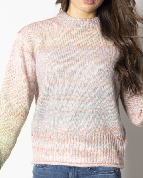 Maglione Only ONLGRACE LIFE L/S PULLOVER EX KNT – 15231323 Rosa – 71809