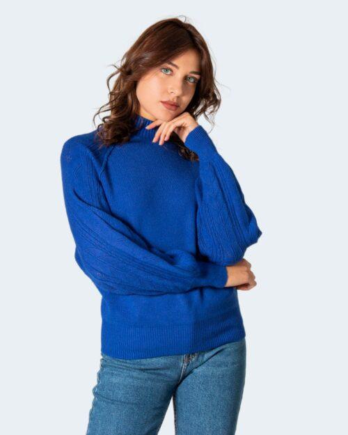Maglione Sandro Ferrone PERFORATED Azzurro – 79945