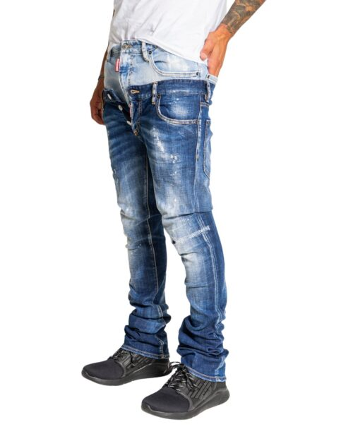 Jeans slim Dsquared2 DOPPIA VITA Denim – 76581