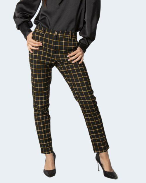 Pantaloni da completo Akè OSTRICA Nero – 80080