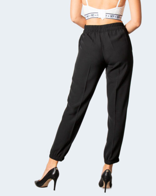 Pantaloni Sandro Ferrone PERFECT Nero – 77752