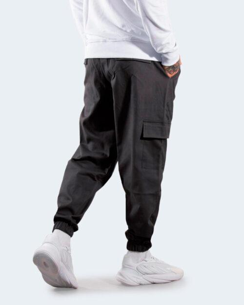 Pantaloni con cavallo basso Hydra Clothing CARGO Grigio Scuro – 77503