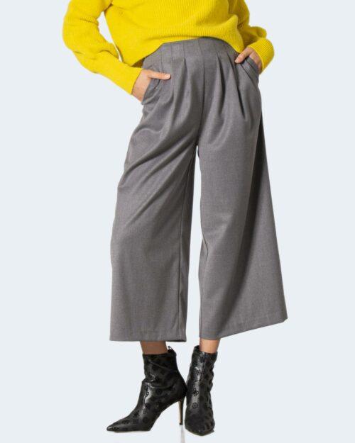 Pantaloni cropped Sandro Ferrone VANZ Grigio – 79937