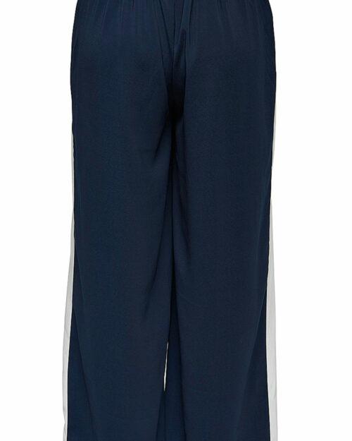 Pantaloni a palazzo Only GISELLA PANTS Blue scuro – 17329