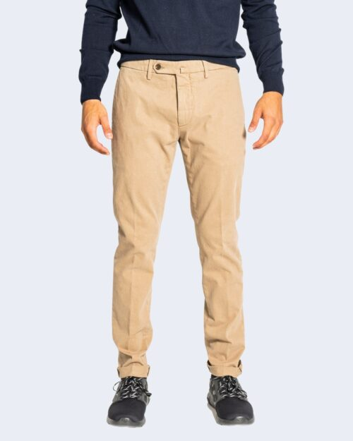 Pantaloni slim Siviglia – Beige – 76717