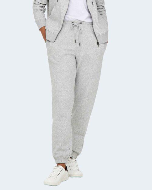 Pantaloni sportivi Only ONLFEEL Grigio Chiaro – 79062