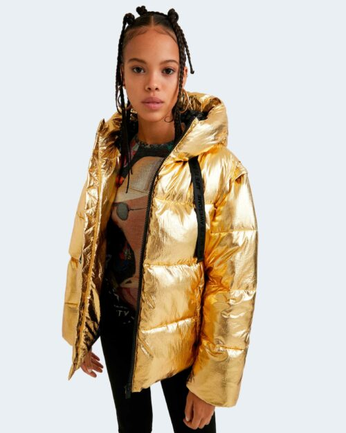 Piumino Desigual PADDED GOLDIE Oro – 73393