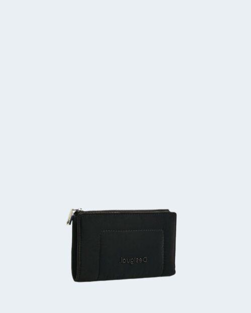 Portafoglio grande Desigual happy bag emma Nero – 79038
