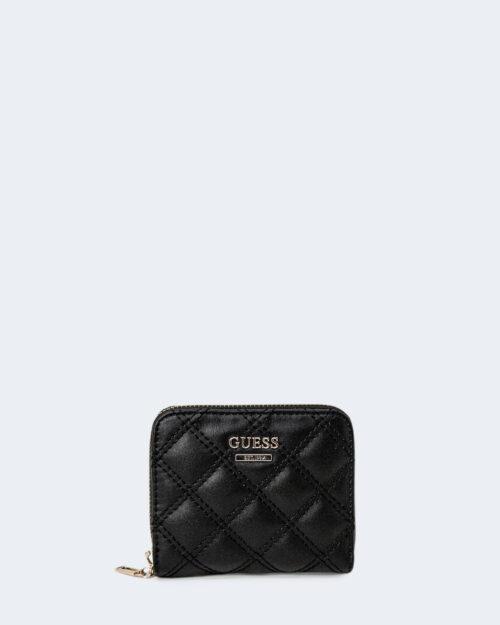 Portafoglio piccolo Guess CESSILY Nero – 78063
