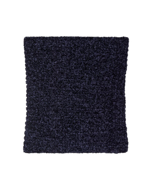 Sciarpa Only TASSE KNIT TUBE SCARF Blue scuro – 22630