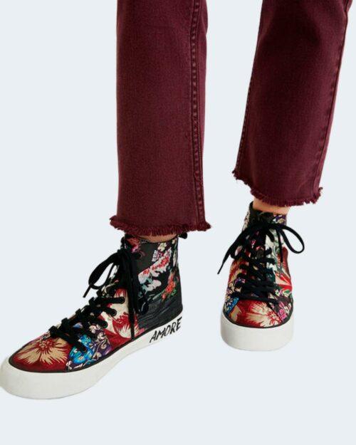 Sneakers Desigual SHOES BETA NINI Bordeaux – 79440
