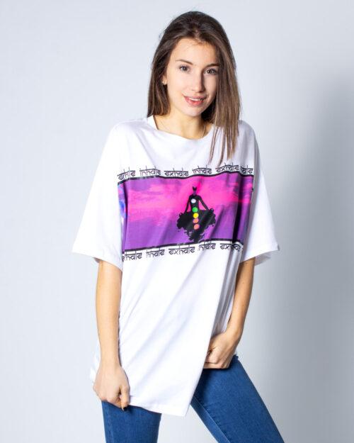 T-shirt Desigual Ts Amanecer Bianco – 40058