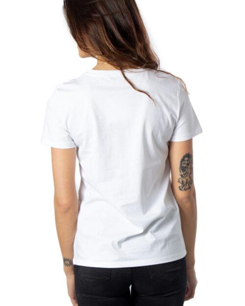 T-shirt Desigual Ts Cleopatra Bianco – 39945