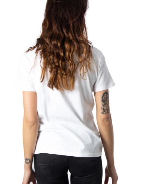 T-shirt Desigual Ts Colors Bianco – 39861