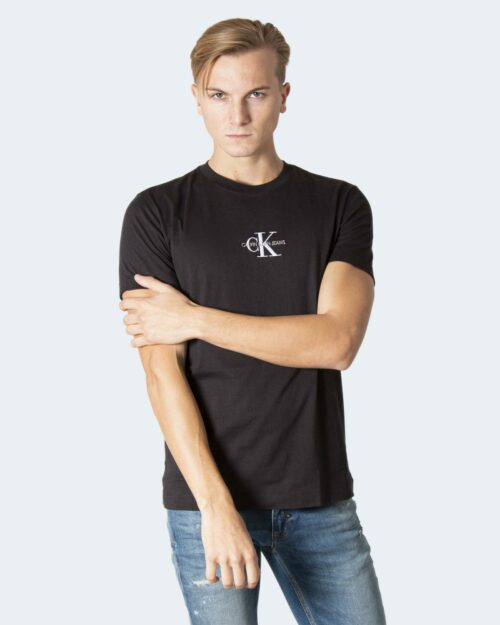 T-shirt Calvin Klein NEW ICONIC ESSENTIAL Antracite – 64612