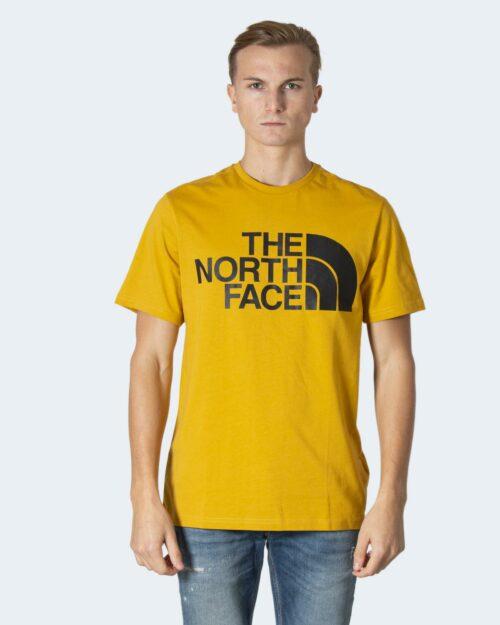 T-shirt The North Face STANDARD SS TEE Ocra – 79972