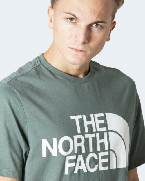 T-shirt The North Face STANDARD SS TEE Verde – 79970